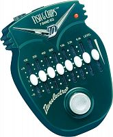 Danelectro DJ14 Fish & Chips 7 Band EQ педаль эквалайзер, 7 частот