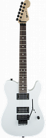 Charvel® USA Select San Dimas® Style 1 HSS FR, Rosewood Fingerboard, Snow Blind Satin